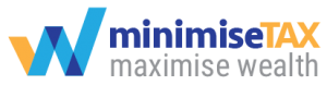 minimise tax logo